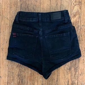 Black Urban outfitters Denim Shorts